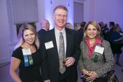 Laura Morris of Perkins & Will with Keith Hoelzer and Jeri Fellerman, both of Wells Fargo