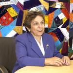 Former UM president <strong>Shalala</strong> suffers stroke
