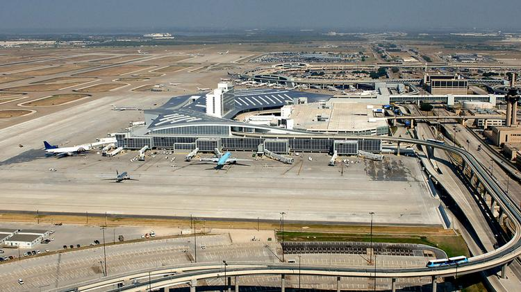 Dallas/Fort Worth International Airport adopted a new software program to handle its internal processes.