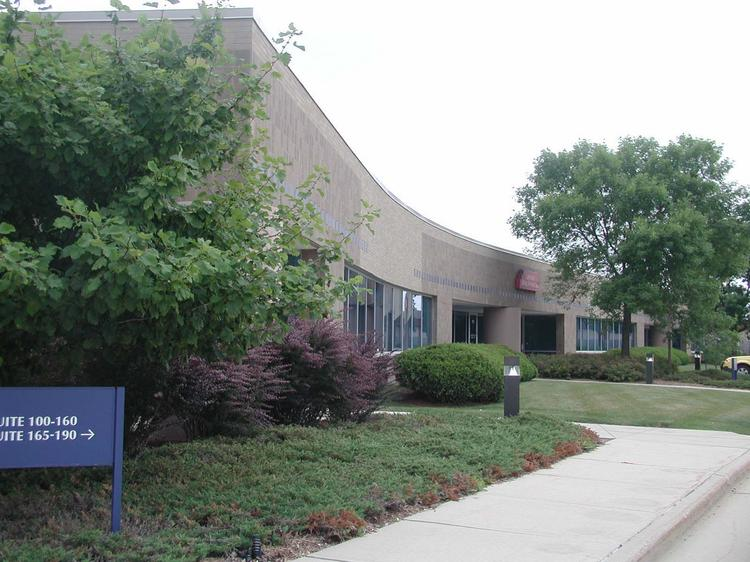 An office building at 4555 Schroeder Drive that Rogers Memorial recently purchased.