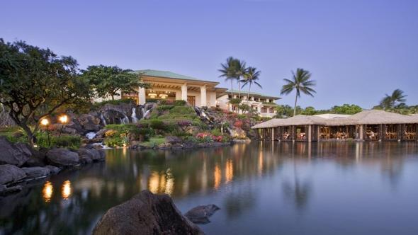 Hyatt Hotels Corp., which manages the Grand Hyatt Kauai seen in this file photo, said Wednesday it will expand its presence on the Garden Isle with the management of The Coco Palms Resort, which will undergo a two-year restoration project before re-opening in 2017.