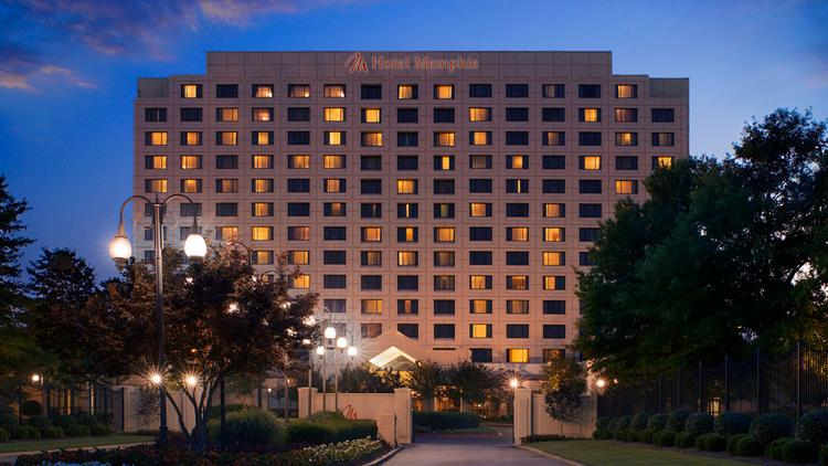 At 319 Rooms Hotel Memphis Is The 10th Largest In