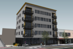 Construction starts on first new building in downtown Durham in 26 years