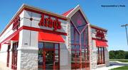 5. 515 Waldron Road, La Vergne This listing is for a 2,640-square-foot Arby's location. The restaurant has six years remaining on its lease.