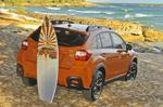 Subaru among automakers with positive numbers last month