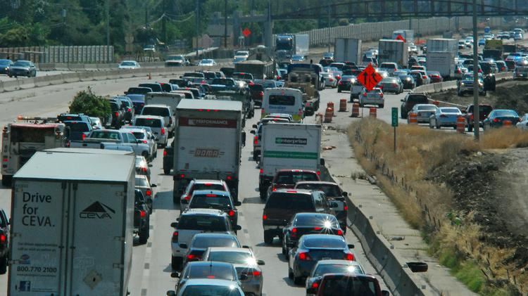 Drivers in Dallas-Fort Worth are accustomed to heavy, bumper-to-bumper traffic.