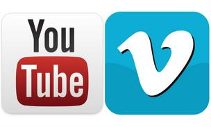 YouTube is facing competition from Vimeo in the online video category.