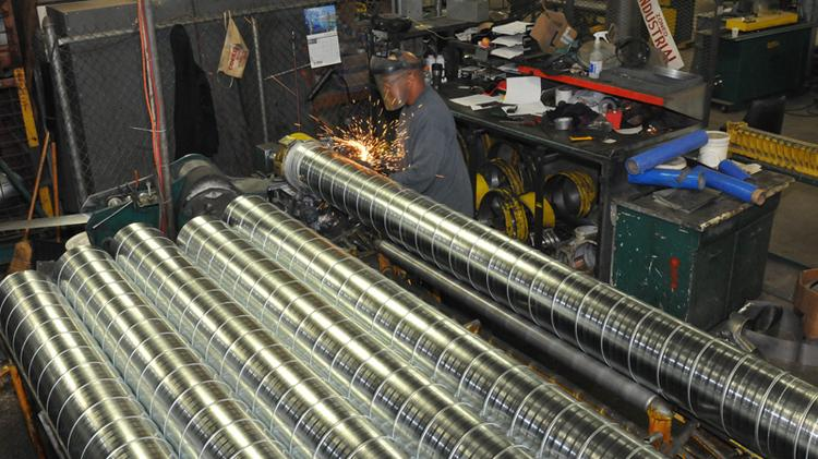 Sheet Metal Company On Verge Of Major Expansion In