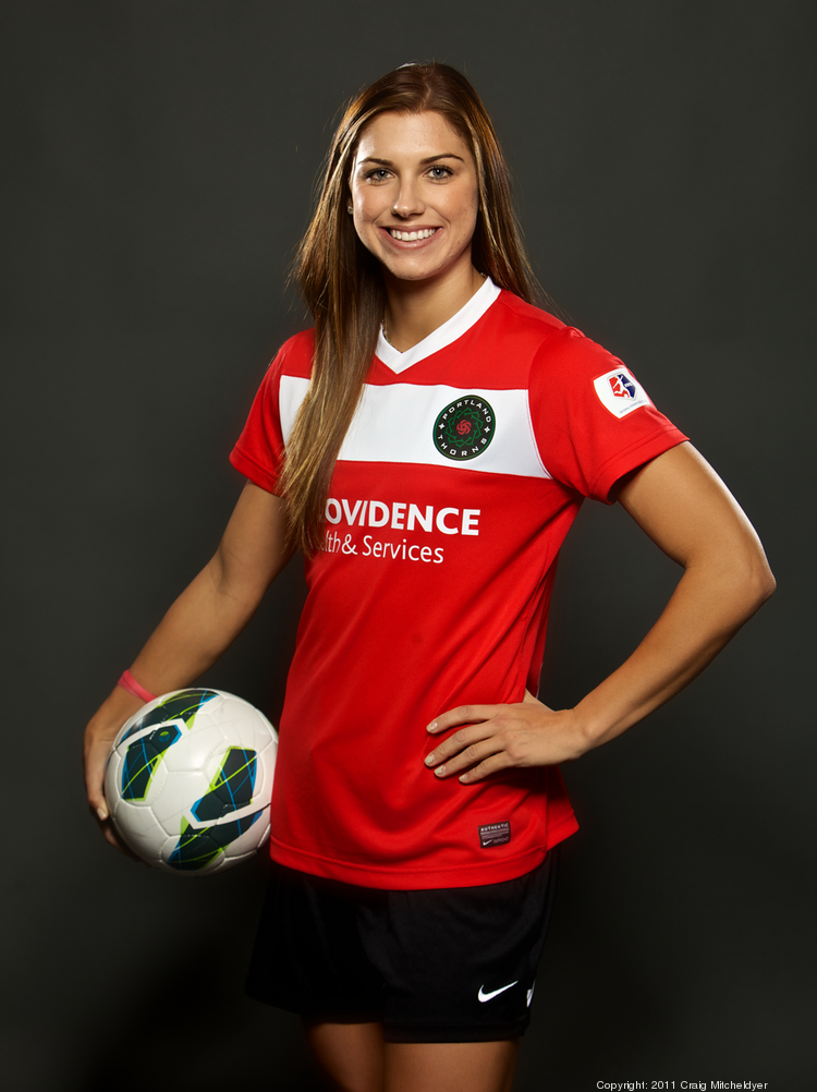 f27a8c3a209 Alex Morgan's time with the Portland Thorns may be ending if the new  Orlando Pride can