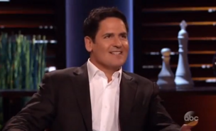 Investor Mark Cuban discusses Cycloramic with Bruno Francois, the founder of Egos Ventures.
