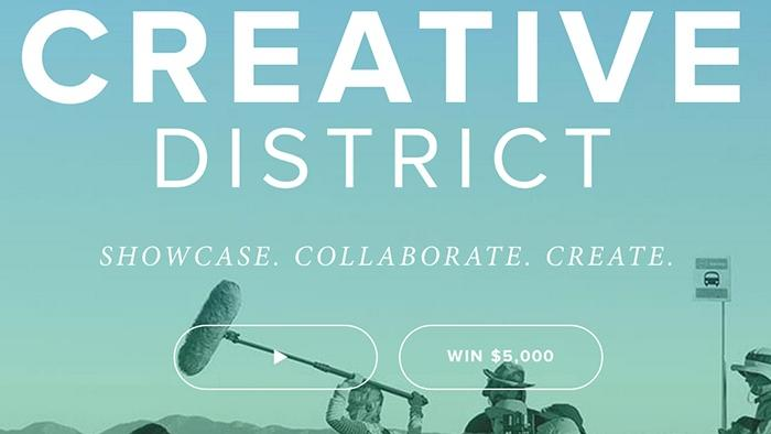 Technicolor is building Creative District to help filmmakers find the resources they need to get their films made.