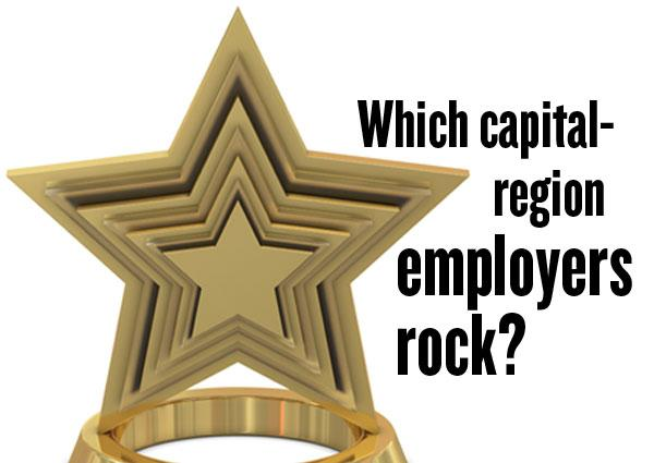 Some big employers in the Sacramento region win A-plus ratings from workers. And then there are the others.