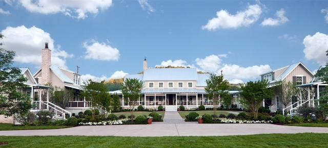 Fontanel has converted its Southern Living Idea House into The Inn at Fontanel.