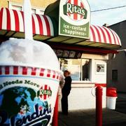 A Rita's location in Havertown, Pa.