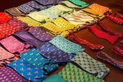 A sample of the ties available at Quinntessential Gentleman.