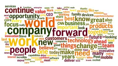 Which corporate buzzword annoys you the most?