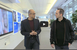 Microsoft CEO Nadella says he'll be ruthless, but some fear Gates, Ballmer influence