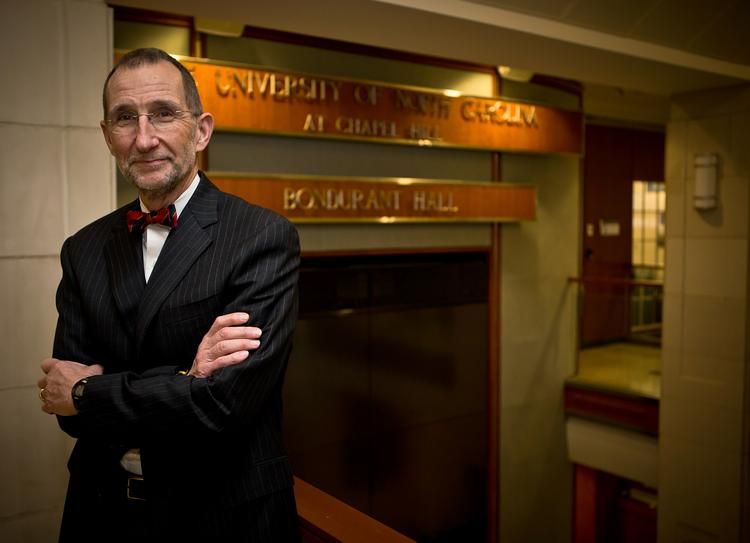 Dr. William L. Roper is the dean of the School of Medicine at UNC-Chapel Hill and the CEO of the UNC Health Care System.