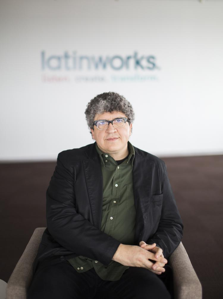 Sergio Alcocer, President, Chief Creative Officer, LatinWorks