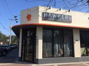 Hawkers has transformed this corner of Five Points.