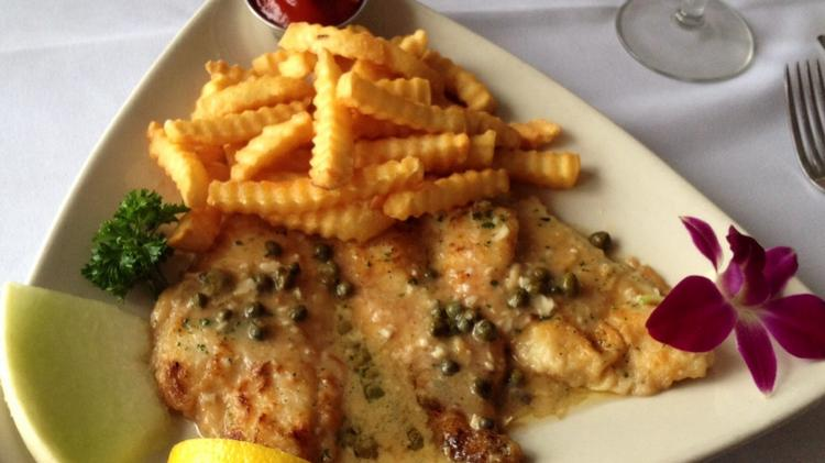 Fresh local Sand Dabs -- the smallest member of the halibut family