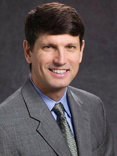 Fred Cerise, the presumed next CEO of Parkland Memorial Hospital in Dallas.