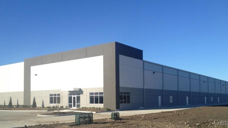 Sprint Safety recently leased this 31,480-square-foot industrial center in La Porte.