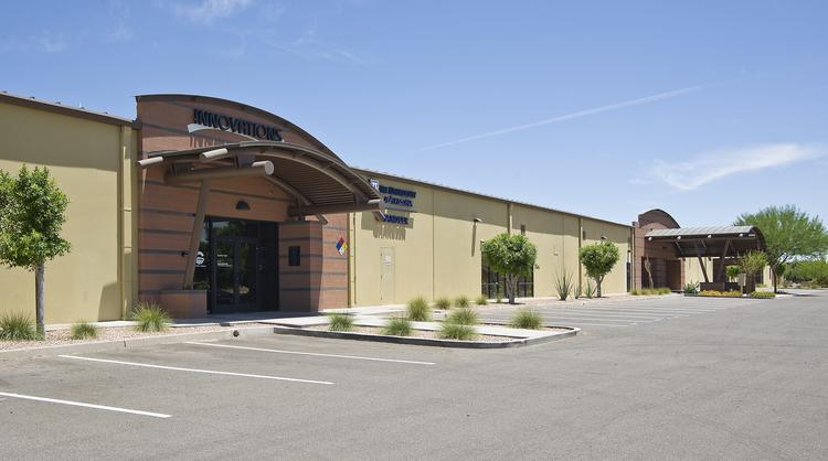 The San Tan Tech Center in Chandler has been sold for $9.6 million to Phoenix-based ViaWest Group.