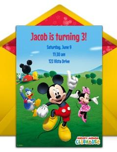 Punchbowl will be the exclusive provider of digital invitations for Disney Interactive's Spoonful.com.