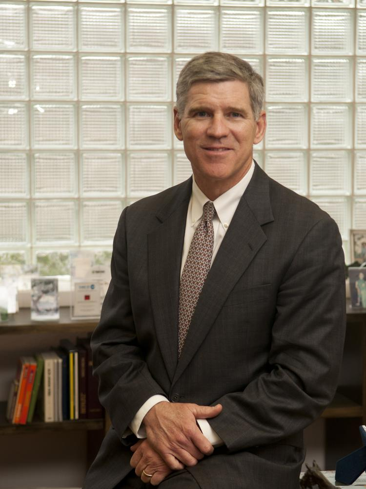 Paul Hobby is the chairman of the Greater Houston Partnership.