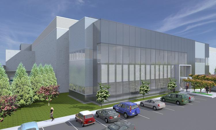 Digital Realty has started construction on a 280,000-square-foot data center in Ashburn slated for completion in late 2014.