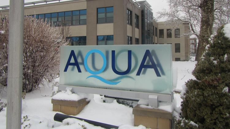 Aqua hopes to ease the blow on water mains during bitter-cold winters.