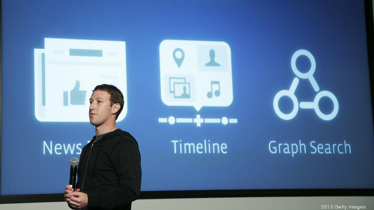 Facebook CEO Mark Zuckerberg in January 2013.