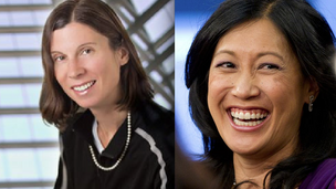 Jennifer Fonstad formerly a general partner at Draper Fisher Jurvetson, and Theresia Gouw, formerly at Accel Partners, have launched a new firm together called Aspect Ventures.