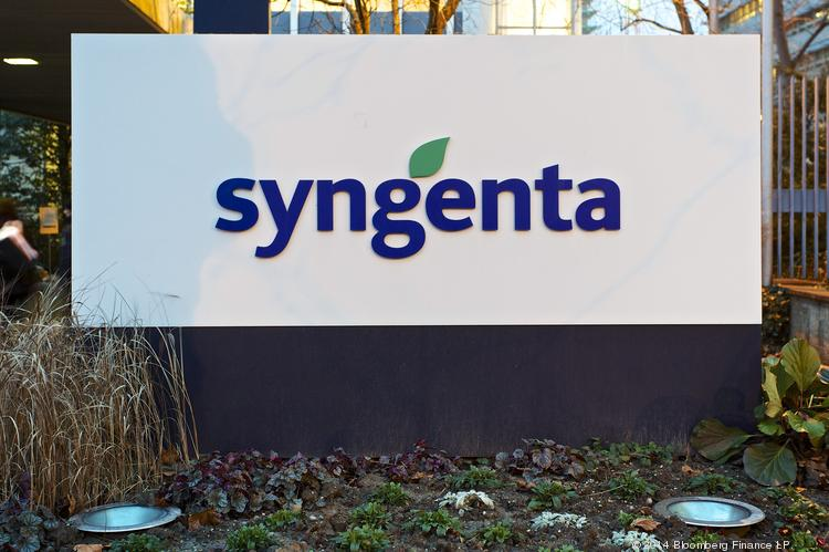 Syngenta, the world's largest maker of crop chemicals, reported profit that missed analysts' estimates and Chief Executive Officer Mike Mack pledged to cut $1 billion in costs by 2018 to boost efficiency.