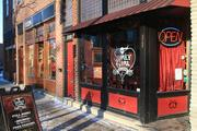 """The Surly Girl, 1126 N. High St., opened in November 2005. """"I got to open a restaurant with two women I love and admire (Carmen Owens and Marcy Mays),"""" Lessner said. """"This restaurant was all about eating, drinking, and rocking ..."""""""