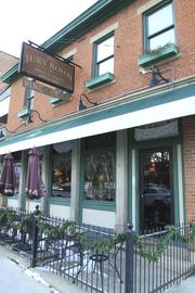 """Jury Room, 22 E. Mound St., opened in February 2011. """"When Columbus' oldest continuously operating bar and restaurant came up for sale I jumped at the opportunity and I feel honored to hold the reins,"""" Lessner said."""