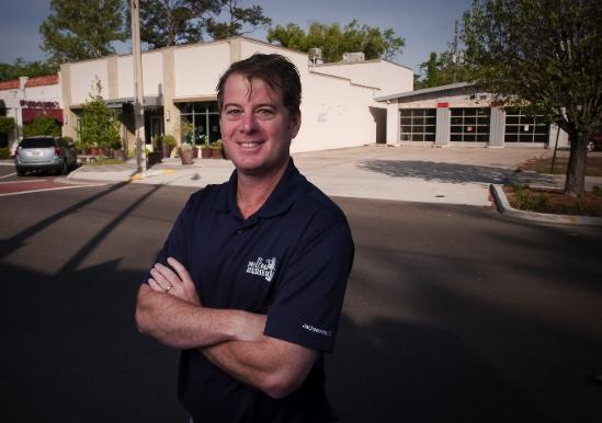 April 6, 2012: Owner John Valentino announced plans to open a Mellow Mushroom Pizza Bakers on the corner of Ingleside and St. Johns avenues in Avondale.