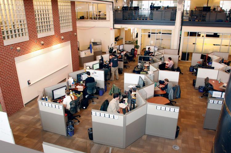Google Inc. (Nasdaq: GOOG) has maintained office space in the East End's Bakery Square since 2010.