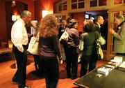 The 1st Tuesdays event takes place the first Tuesday of every month from 4:30 p.m. to 6:30 p.m. at Q Bar.