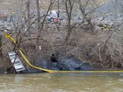 Coal ash from a shuttered Duke Energy (NYSE:DUK) power plant continues to leak into the Dan River. This slideshow offers a comprehensive look at the spill, including Duke's own diagrams of the site and a potential alternative to coal ash ponds, as well as photos provided by environmental groups that have been on the scene.