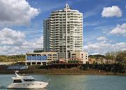 SouthShore Condominiums Address: 400 Riverboat Row, Newport 41071 Price range: $370,000- $5,450,900 Year built: 2008 Developer: Capital Investment Group Properties Amenities: Pool with river views, 24-hour security, concierge, exercise room, wellness suite, sauna, owners' club, hot tub