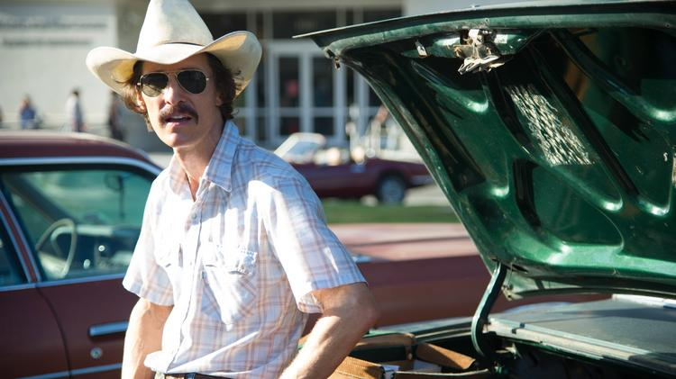 """Actor Matthew McConaughey won an Academy Award for best actor for his role in """"Dallas Buyers Club."""" The makers of the film have filed a federal lawsuit accusing 42 Hawaii residents of illegally downloading the film using BitTorrent."""
