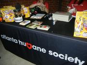 """The 1873 Society Club on Tuesday held its fourth annual spring social """"Ales for Tails"""" at SweetWater Brewery to benefit the Atlanta Humane Society."""