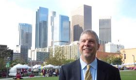 Peter Marx has been named Los Angeles' first-ever Chief Innovation Technology Officer.