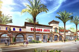 Trader Joe Parkside rendering