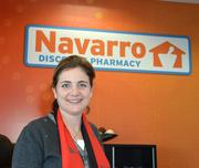 For Navarro, 'it's not just about the technical part of it,' Sabina Tonarelli-Frey says.