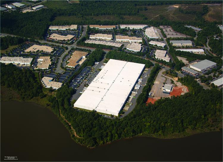 The 900 Aviation warehouse building in Morrisville has been sold to an Atlanta investor group for nearly $27 million.