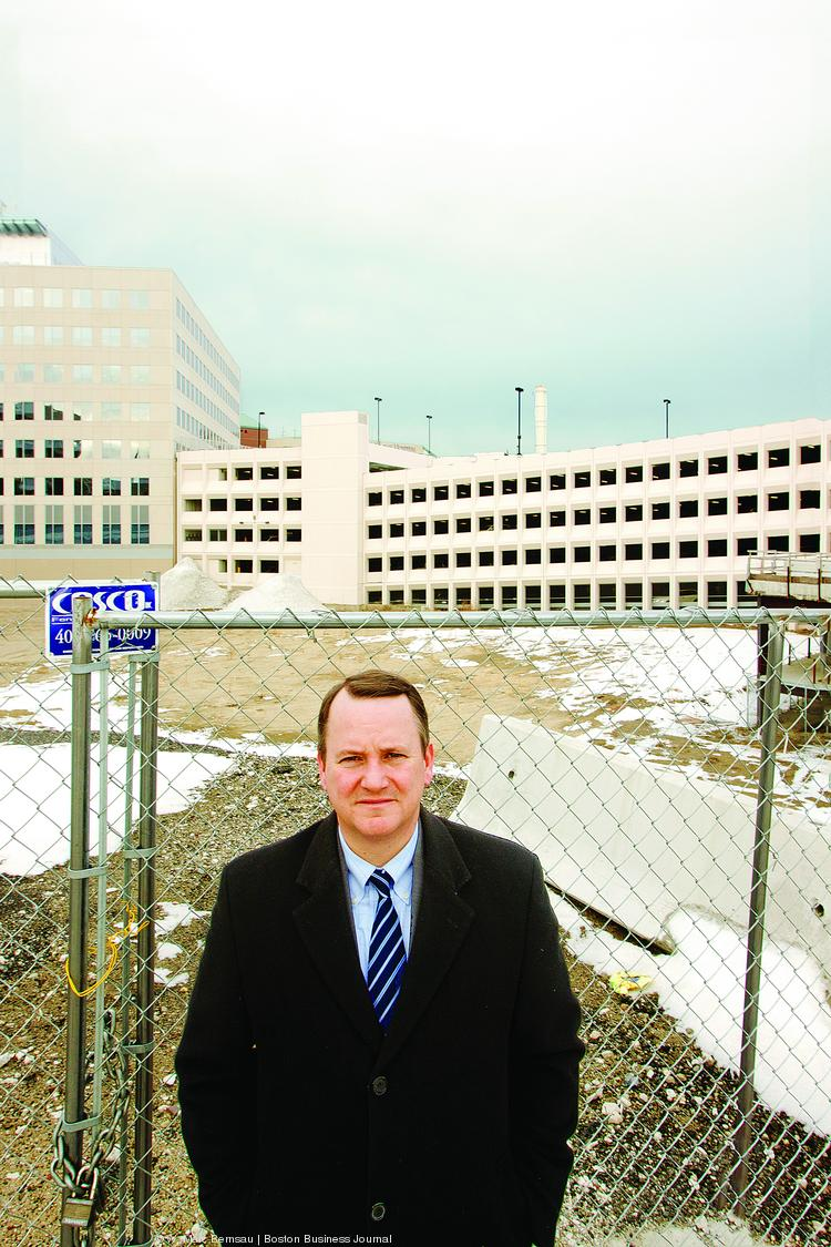 Worcester Chamber CEO Tim Murray has played a key role in redeveloping the city's downtown.