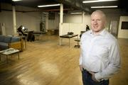 """I think we would have suffocated our objective, had we stayed."" Ryan Leary, co-founder of Running Start, on moving his business incubator to a much bigger space in Worcester"
